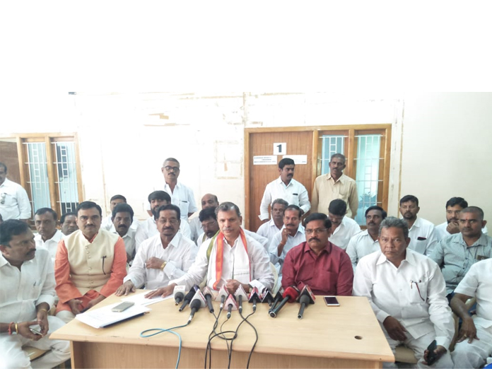BJP is responsible for encouraging communal disturbance in the country. AP PCC vice president