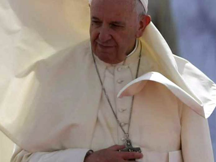 UAE gives Pope Francis pomp-filled welcome ceremony at visits start