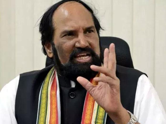 Be positive, constructive to win Lok Sabha polls, Uttam tells cadre
