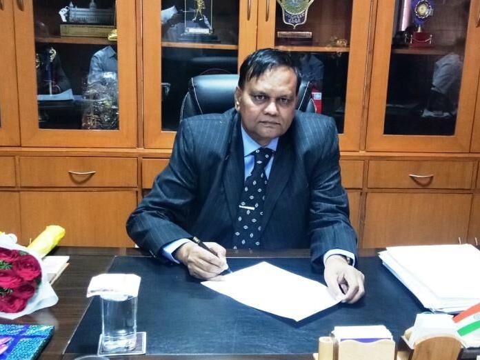 New in-charge V-C Prof AV Prasad Rao for AKNU