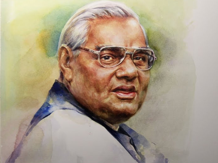 Life-Size Portrait Of Atal Bihari Vajpayee To Be Unveiled In Parliament
