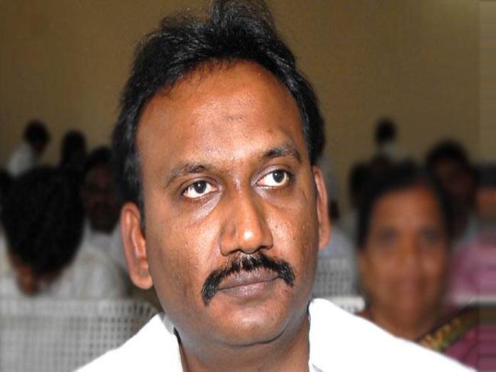TDP MLA Amanchi Krishna Mohan quits party