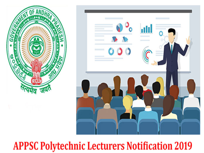 APPSC Polytechnic lecturers notification released, last date Feb 27