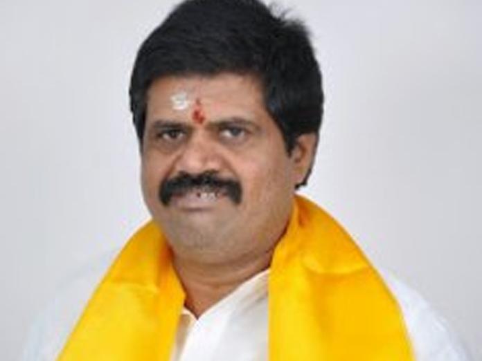 TDP MP Avanthi Srinivas moving to YSRCP