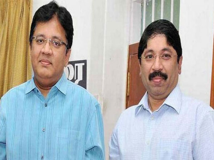Maran brothers approach HC, seeks to quash charges in illegal telephone exchange case