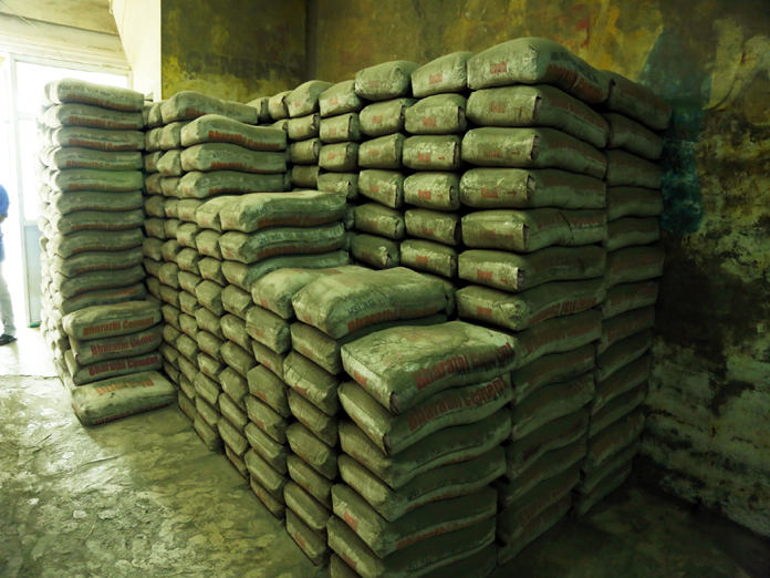 Cement cos go for dispatch holiday to create scarcity