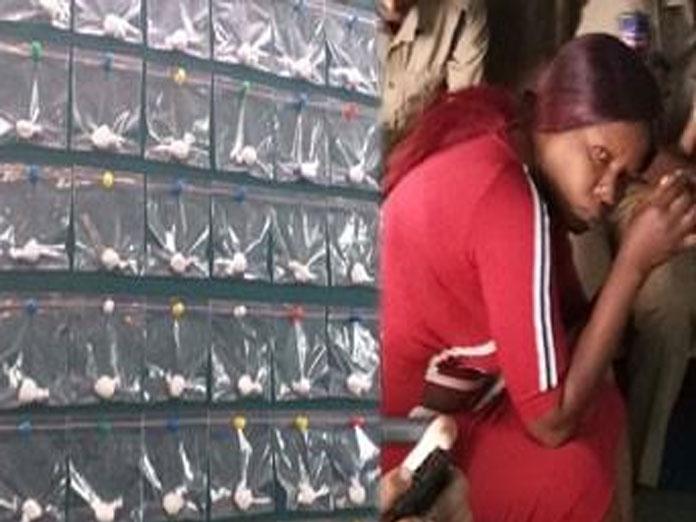 African held for drug peddling in Hyderabad