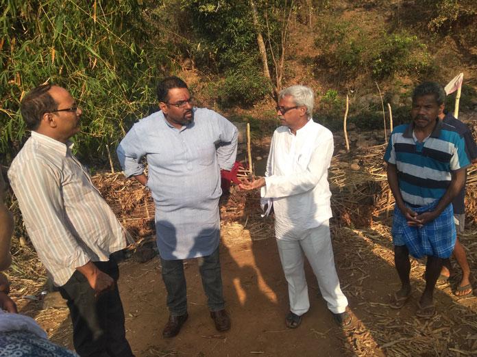 Farmers asked to adoptnatural farming