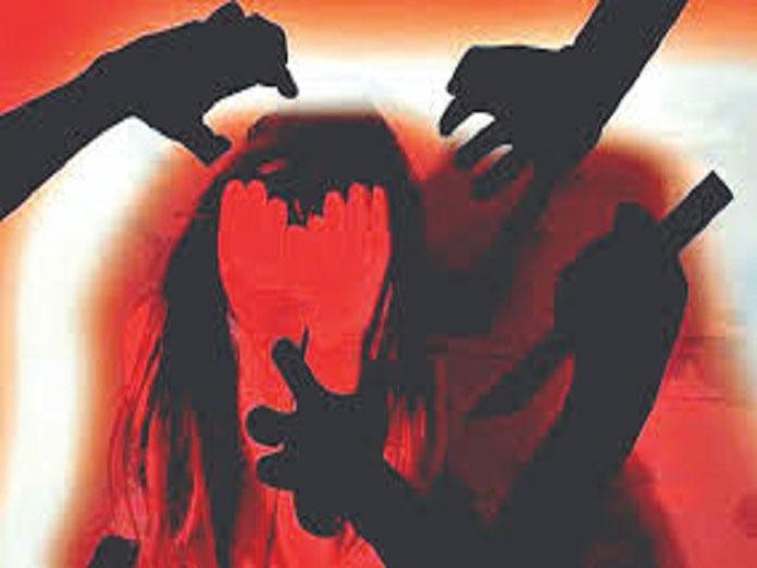Teenage girl gang-raped in UP