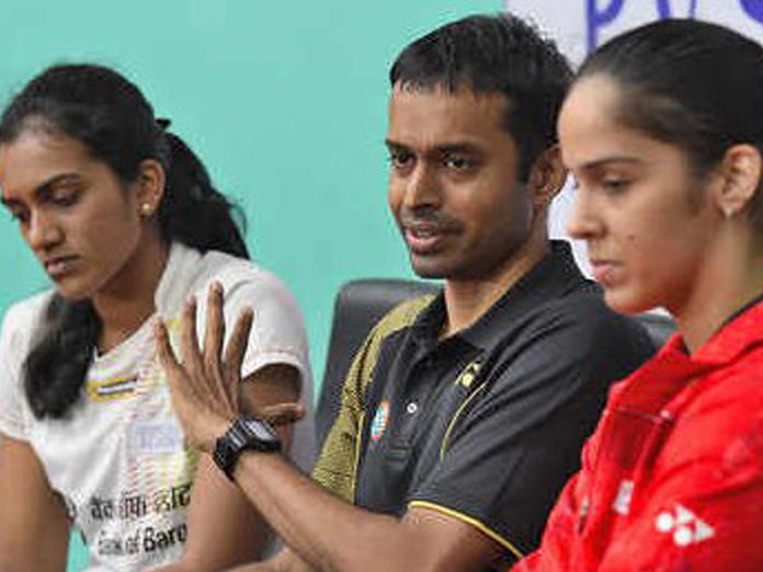 Indian shuttlers to get foreign coaches