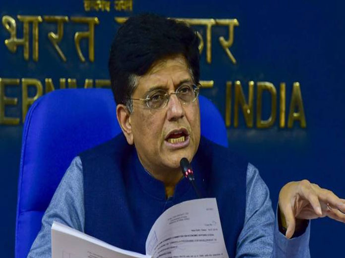 Goyal asks banks to meet realty cos within a fortnight to understand industry issues