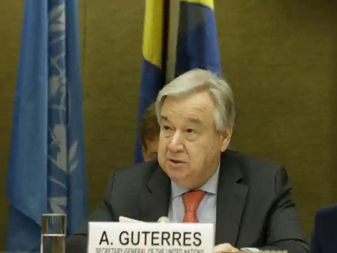 After IAF strikes, UN chief asks India, Pakistan to exercise 'maximum restraint'