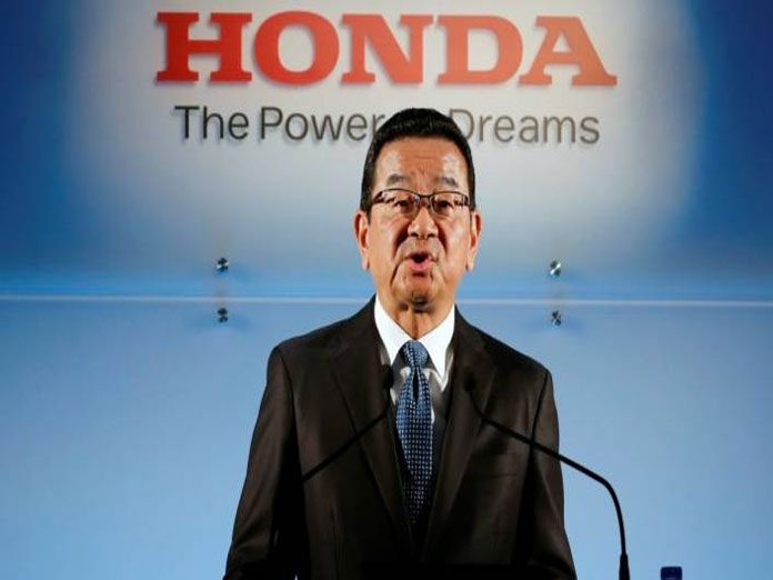 Honda CEO says decision to end production in UK not Brexit related