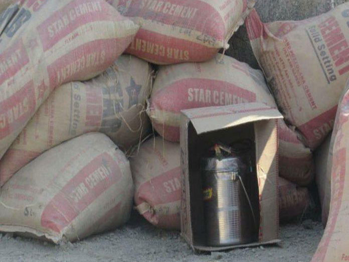 IED found outside Manipur school