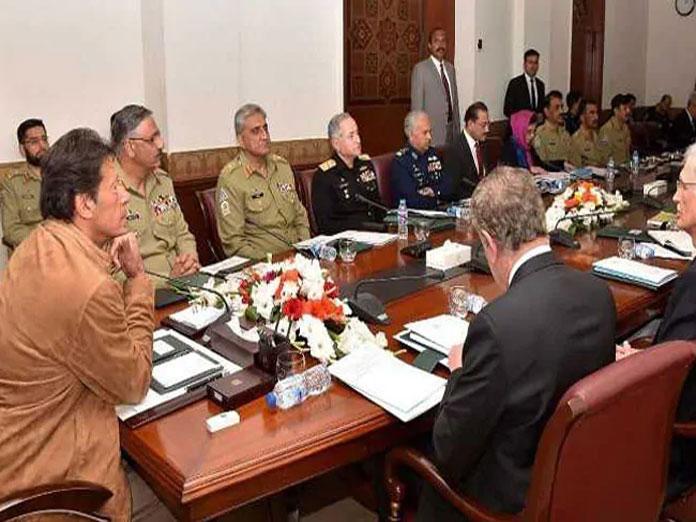 IAF air strike : Pak PM Imran Khan convenes emergency meeting post strike, denies the attack happening altogether