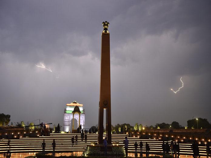 A sneak peek into National War Memorial