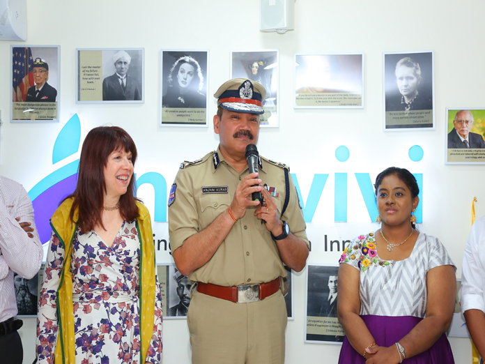 Innovivi launches centre of excellence in Hyderabad