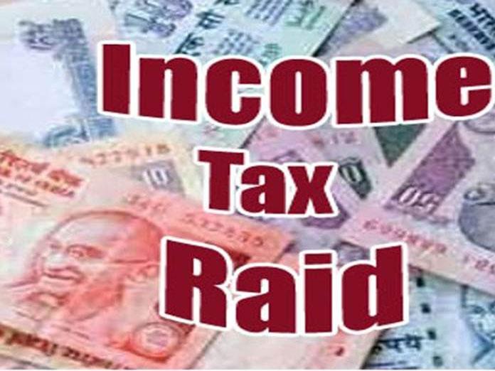 IT raids on TDP leaders house in East Godavari