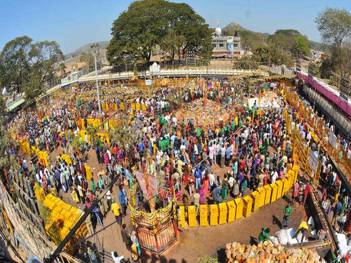 Medaram Jatara: Amenities still a far cry