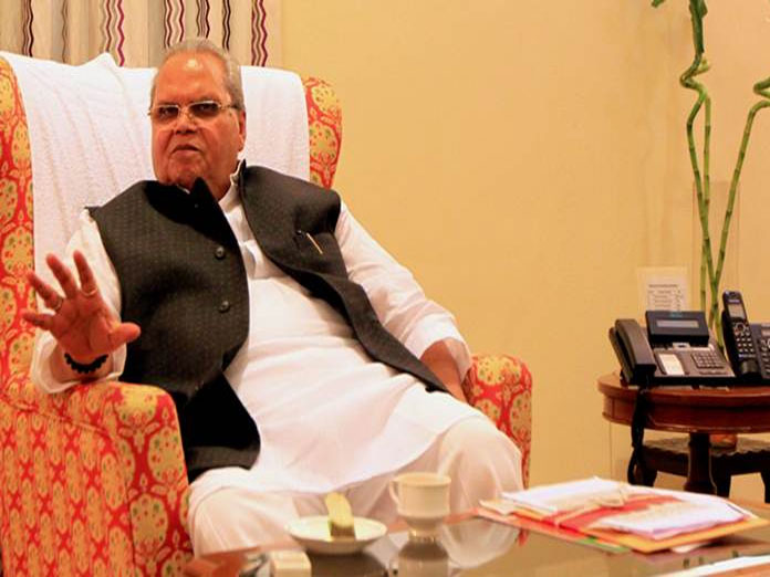 J&K Governor asks people not to panic