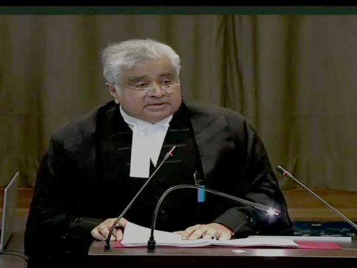 India to ICJ : Kulbhushan Jadhav