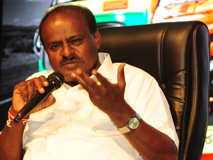 """No incidents like this would have happened had my father been the PM"" : H D Kumaraswamy on India - Pak unrest"