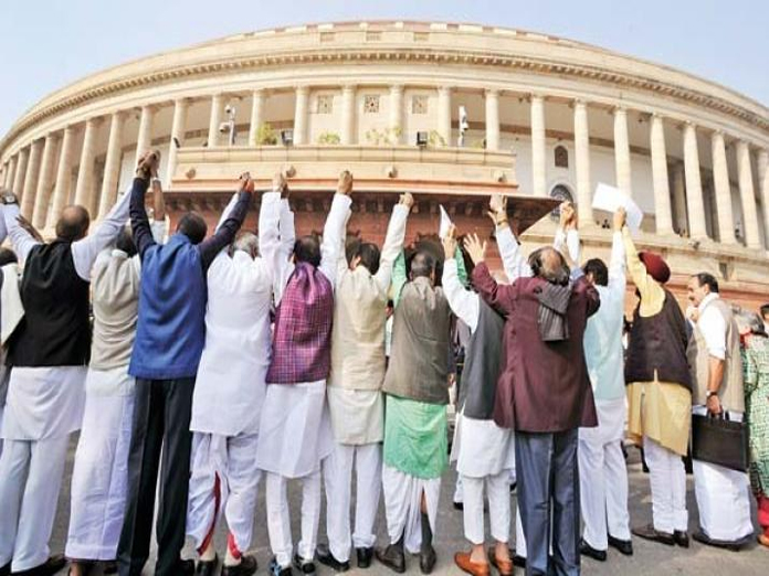 MP candidates drum up Sarpanches support to win Lok Sabha polls