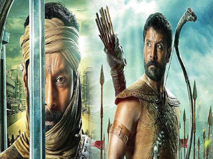 Highest budget film Mahavir Karna on sets