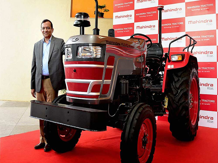 Mahindra launches e-mobility service in Mumbai