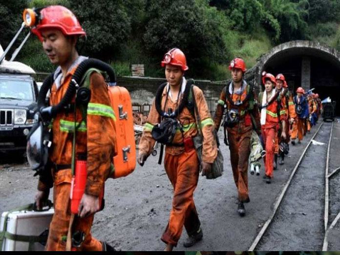 China investigates officials after deadly mine accident