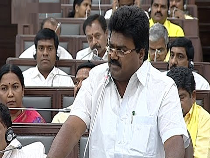 Privilege motion moved against Telugu daily