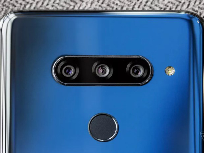 LG's G8 ThinQ to have a 3D front camera and face unlock