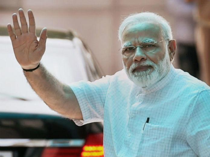 PM Modi to participate in Praja Chaitanya Sabha in Guntur on Feb 10