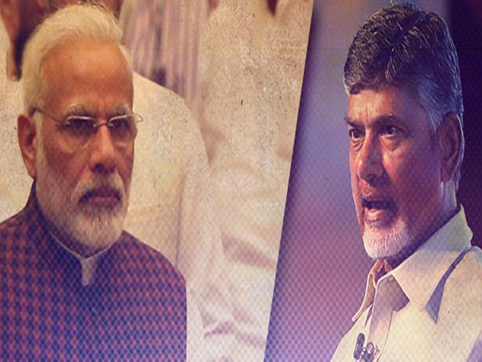 Narendra Modi, Chandrababu Naidu, make mockery of democracy