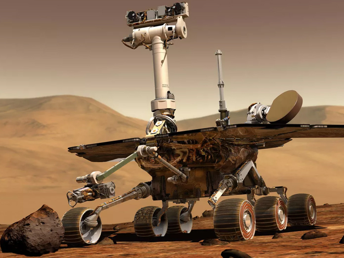 NASA declares end of Opportunity rover