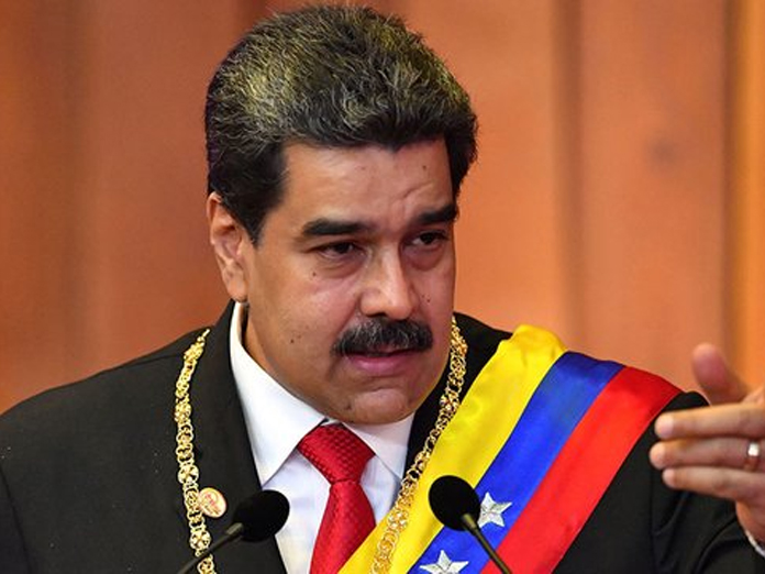 Venezuelas Maduro cuts diplomatic, political ties with Colombia