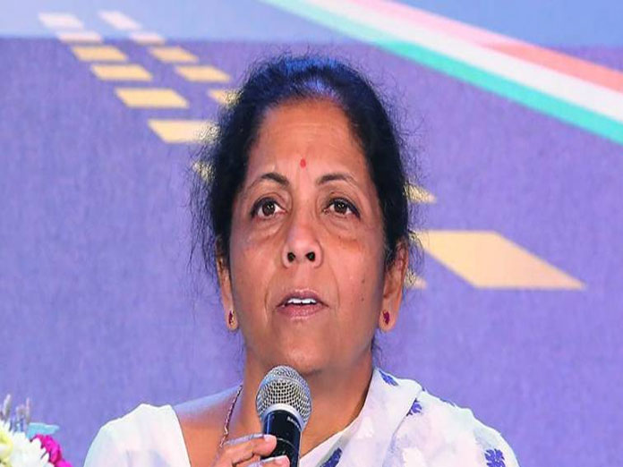 Sitharaman launches vessel, asks defence PSUs to expand market