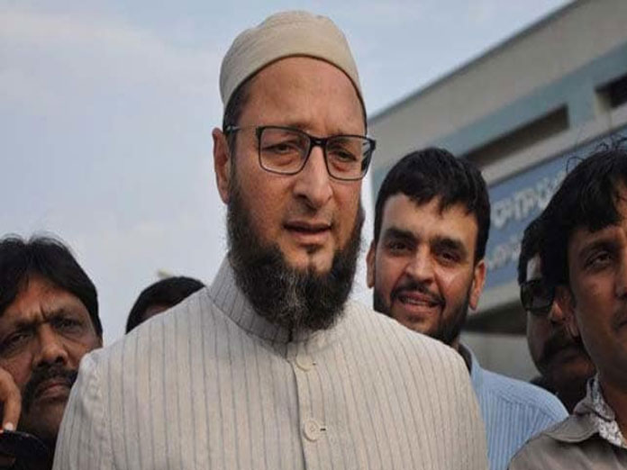 Asaduddin Owaisi announces MLC candidate from AIMIM party
