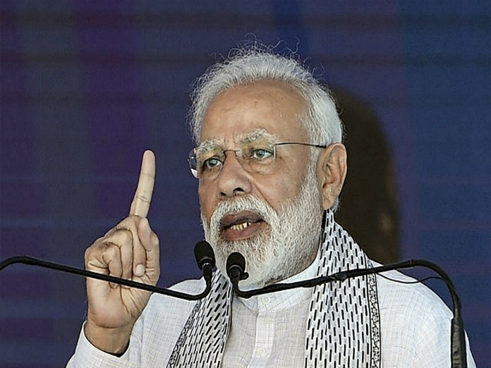 Dithering Action Against Terror Groups Encourages Further Terrorism: PM Modi
