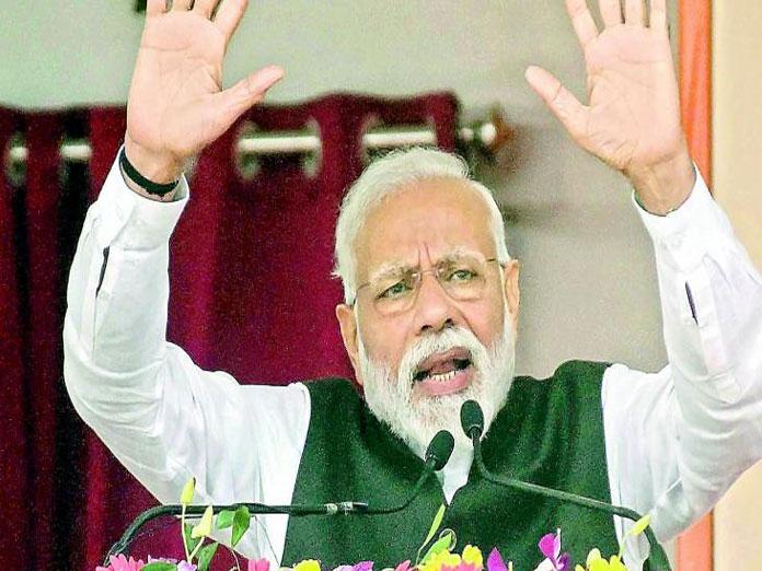 PM Modi slams Oppn for 'targeting, mocking' Vande Bharat Express