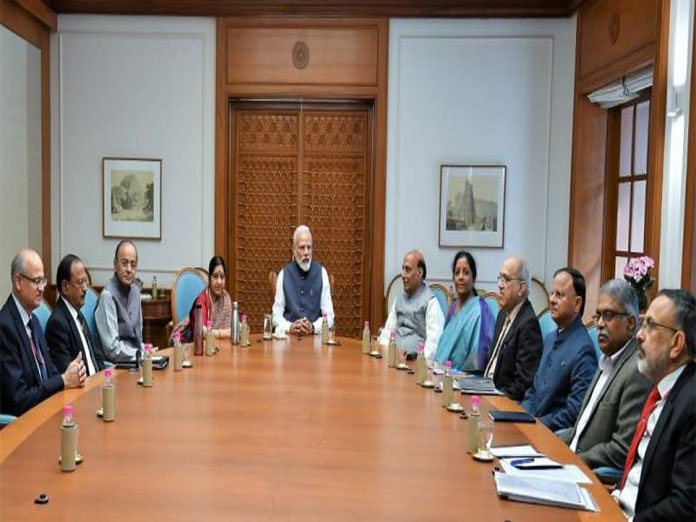 PM holds CCS meet at his residence after IAF air strikes in PoK
