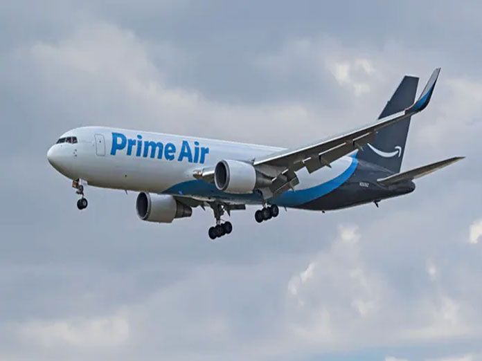 Amazon Prime Air Cargo With 3 On Board Crashes Near Houston Airport