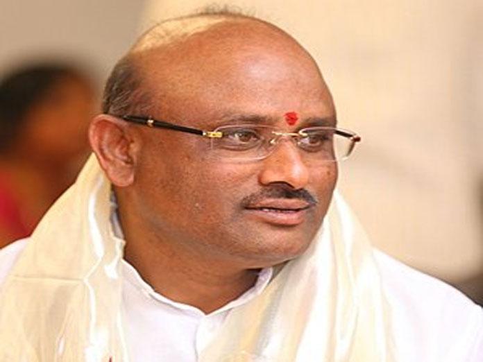 Putta Sudhakar Yadav will contest on TDP ticket from Mydukur: Minister C Adinarayana Reddy