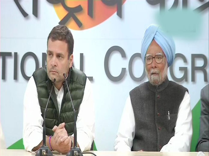 Pulwama terror attack: Congress pledges Opposition support to government