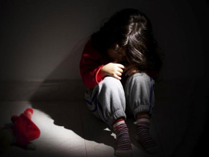 5-yr-old girl raped by youth