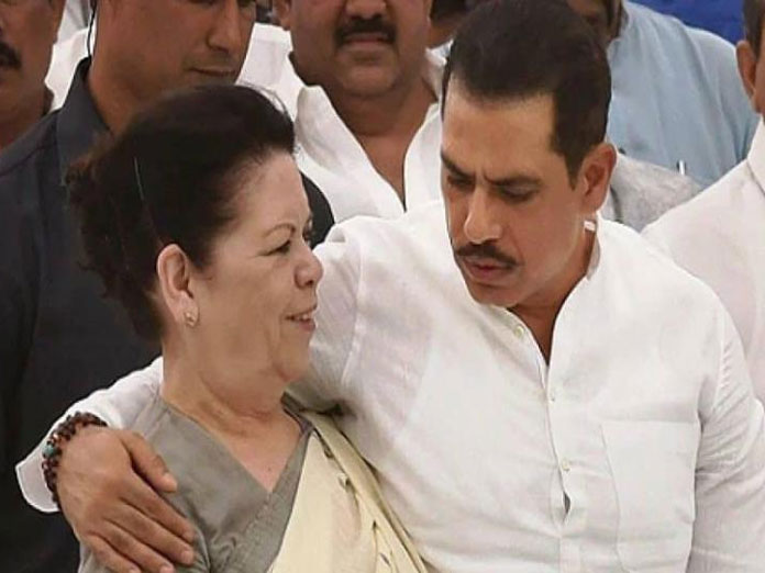 Robert Vadra slams government for harassing his mother