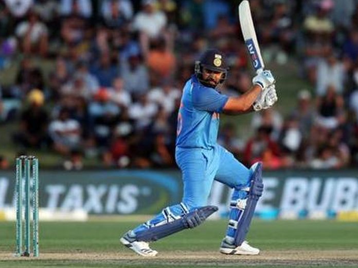 Rohit Sharma sets new record as India cruise past New Zealand in 2nd T20I