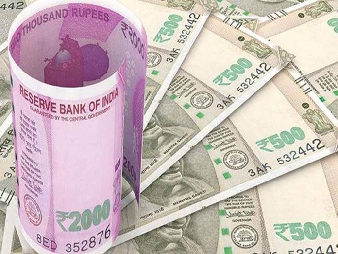 Rupee slides 15 paise vs USD in early trade