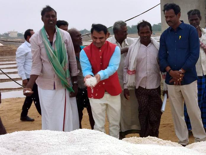 Critical Retrospection of the Andhra Pradesh's Salt Policy is the Need of the Hour to Strengthen the Salt Cultivators of the State