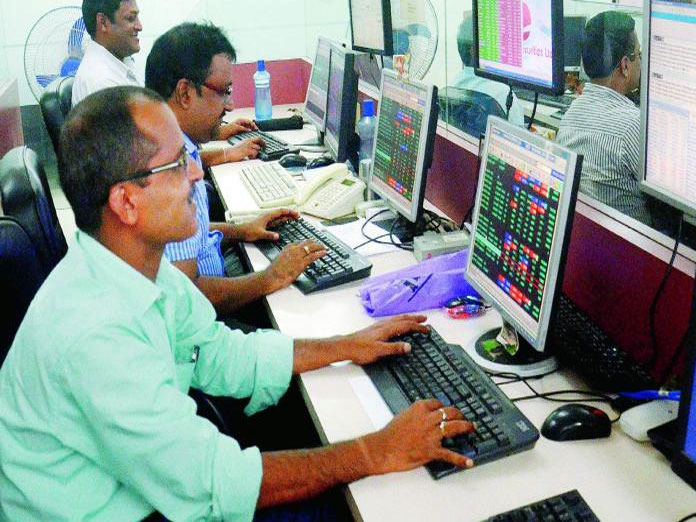 Sensex falls for 9th straight session, ends 146 points lower